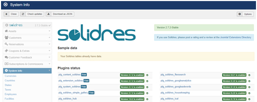 Solidres for Joomla