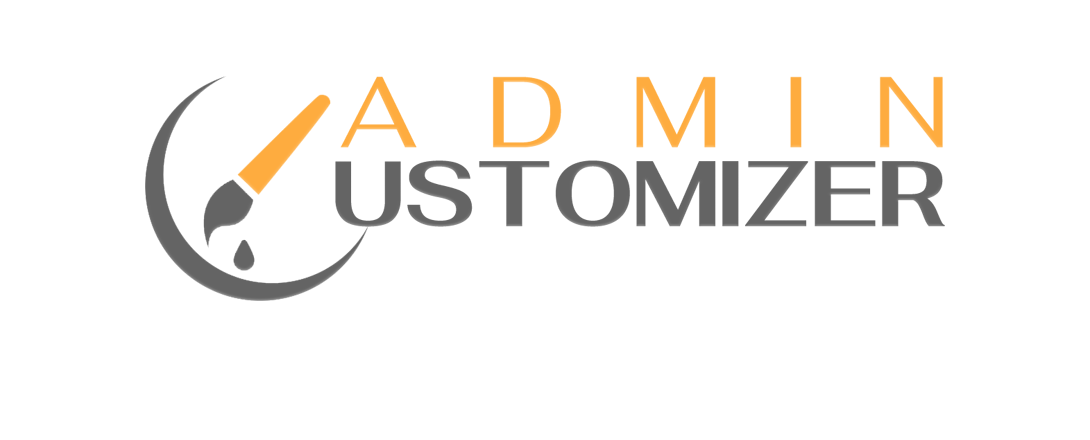 Welcome to Admin Customizer