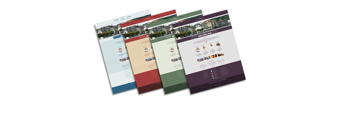 Luxuria theme for WordPress is released