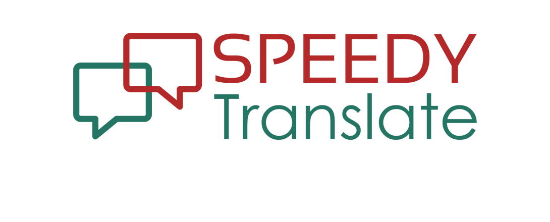 Welcome to Speedy Translate
